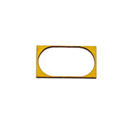 Soundtraxx 810121 Gasket Kit (4) fits 810112 speaker