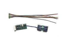 NCE 146 D13NHJ HO DECODER No-Halt Quick-Plug NMRA 9-Pin