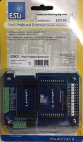 ESU 53901 LokSound V4.0 XL L DCC Decoder Tester Extension