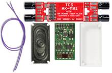 TCS 1773 WOW Diesel Kit Decoder MotherBoard Speaker Enclosure ATLAS WDK-ATL-3