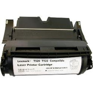 Remanufactured Lexmark 12A6735 Black Laser Toner Cartridge
