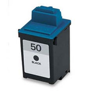 Remanufactured Lexmark 17G0050 (50) Black Ink Cartridge