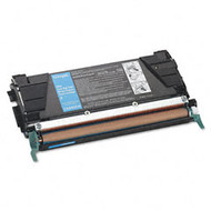 Remanufactured Lexmark C5240CH High Yield Cyan Laser Toner Cartridge