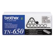 Genuine OEM Brother TN650 High Yield Laser Toner Cartridge