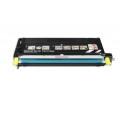 Remanufactured  Lexmark X560H2YG Hi-Yield Yellow Laser Toner Cartridge