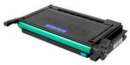 Compatible Samsung CLP-C600A Cyan Laser Toner Cartridge