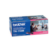 Genuine OEM Brother TN110M Magenta Laser Toner Cartridge