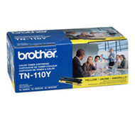 Genuine OEM Brother TN110Y Yellow Laser Toner Cartridge