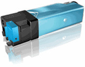 Dell 330-1437 Compatible Cyan Toner Cartridge