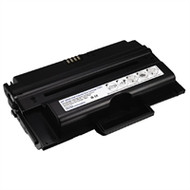 Reman. Compatible to Dell 331-0611 (R2W64) Hi-Yield Black Laser Toner