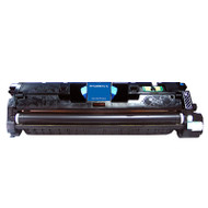 Remanufactured Hewlett Packard C9701A Cyan Laser Toner Cartridge