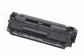 Inkbarn's Remanufactured Hewlett Packard HP 12A Black Laser Toner Cartridge is manufactured to meet industry standards.