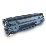 Remanufactured Hewlett Packard CE285A (HP 85A) Black Laser Toner
