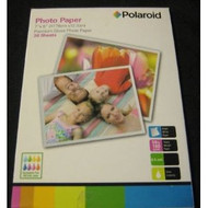 Polaroid Glossy Photo Paper 5 x 7 inches-30 Sheets