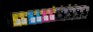 Compatible LC65 Bulk Pack Hi-Cap-4 Black, 2 Cyan, 2  Magenta, 2 Yellow