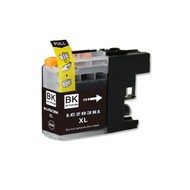 Brother LC203BK High Yield Black Compatible Ink Cartridge