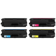 TN339 SET Compatible Brother TN339 Extra High Yield Toners: Black, Cyan, Magenta & Yellow