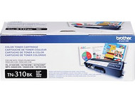 Genuine OEM Brother TN310BK Black Laser Toner Cartridge