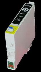 Remanufactured Epson T048120 (T0481) Black Ink Cartridge