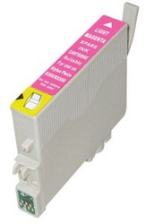 Remanufactured Epson T048620 (T0486) Light Magenta Ink Cartridge