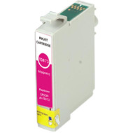 Remanufactured Epson T087220 (T0872) Cyan Ink Cartridge