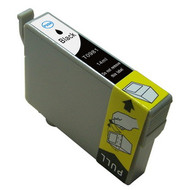 Remanufactured Epson T098120 (T0981) High Yield Black Ink Cartridge