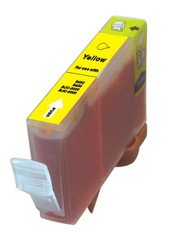Compatible Canon BCI3eY (BCI3Y) Yellow Ink Cartridge