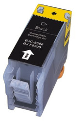 Compatible Canon BCI8BK Black Ink Cartridge
