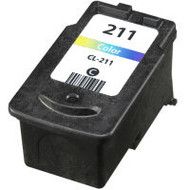 Remanufactured Canon PG211 Color Ink Cartridge