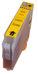 Inkbarn's compatible Canon CLI8Y Yellow Ink cartridge is manufactured to meet industry standards.