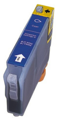 Inkbarn's compatible Canon CLI8C Cyan Ink cartridge is manufactured to meet industry standards.