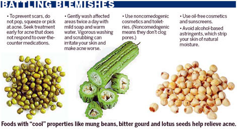 Foods To Reduce Damp Heat Chinese Medicine