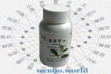 isatis root extract capsule