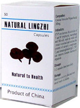 natural ling zhi