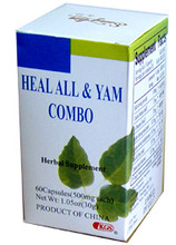 heal all & yam combo