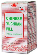 Chinese Yuchuan Pill
