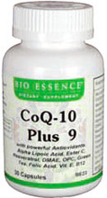 Coenzyme Q10 Plus 9