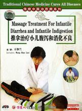 Massage Treatment for Infantile Diarrhea and Infantile Indigestion