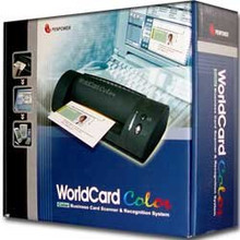 World Card Color Scanner