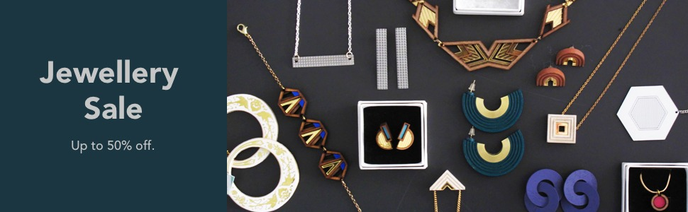Jewellery Sale - up to 50% off