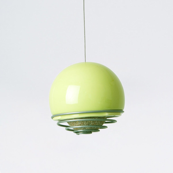 Birdball Belle Feeder by Green&Blue at Of Cabbages & Kings.
