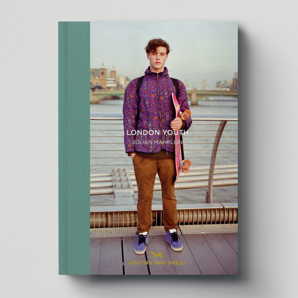 London Youth by Julian Marhlein published by Hoxton Mini Press at of cabbages and kings oc&k
