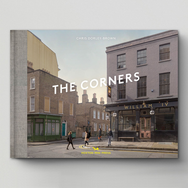 The Corners by Chris Dorley-Brown published by Hoxton Mini Press, at of cabbages and kings
