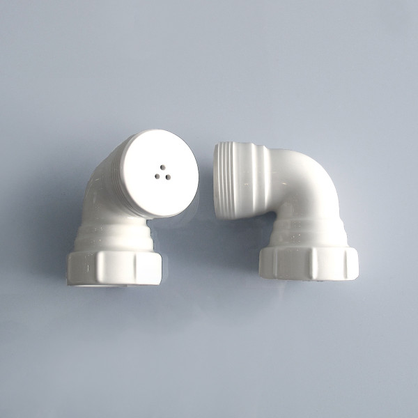 Salt and Pepper Drain Pipes by Stolen Form at of cabbages and kings
