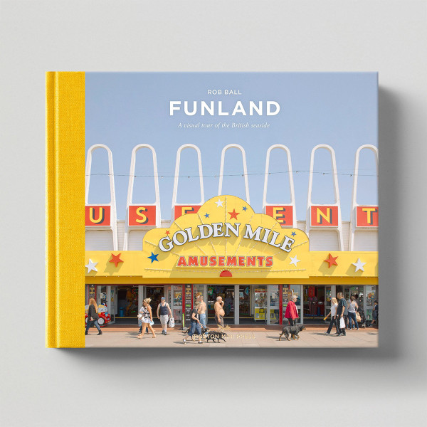 Funland by Rob Ball published by Hoxton Mini Press, at Of Cabbages & Kings