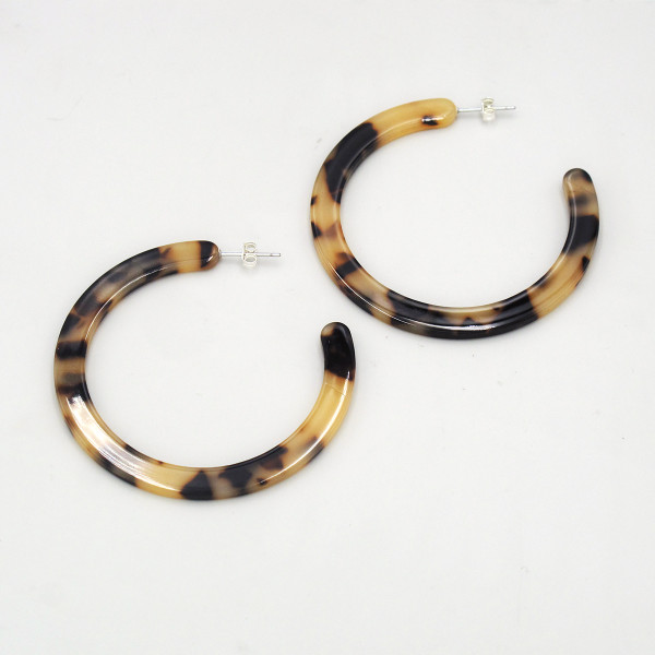 Bia Earrings by Custom Made at Of Cabbages and Kings