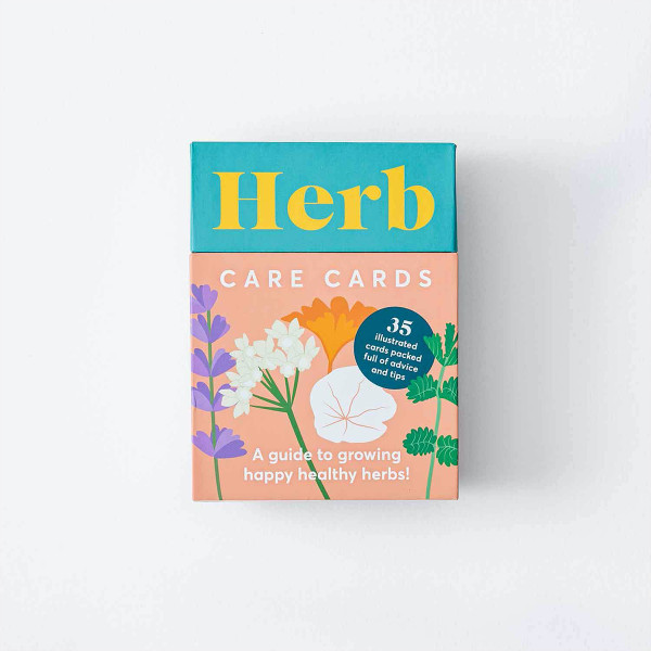 Herb Care Cards by Another Studio at Of Cabbages & Kings