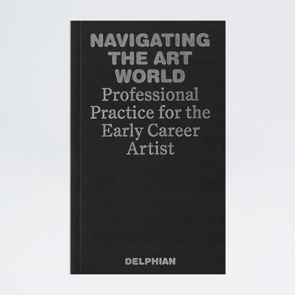 Navigating the Art World Book by Delphian Gallery at Of Cabbages and Kings