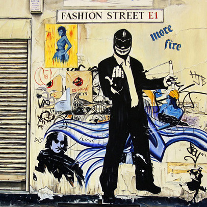 Fashion Street by Marc Gooderham
