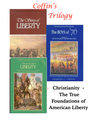 Sale ! Coffin's Trilogy- The Story of Liberty, Sweet Land of Liberty, The Boy's of '76